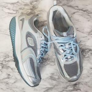 Skechers shape ups athletic shoes